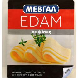 Μεβγάλ τυρί Edam σε φέτες 200γρ.