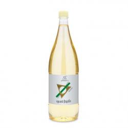 Κρασί Χρύσο Βαρέλι λευκο ροδίτης 1,5lt