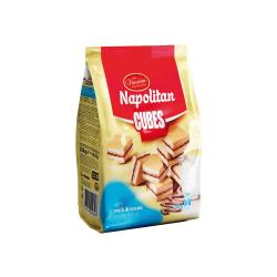 VINCINNI Napolitan Cubes με κρέμα γάλα & κακάο 250γρ.