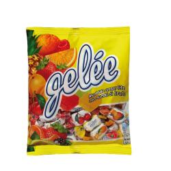 Ζελεδάκια mix με χυμό φρούτων 400γρ.