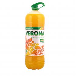 VERONA μη ανθρακούχο αναψυκτικό πορτοκάλι 3lt