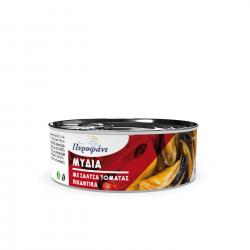 ΠΥΡΟΦΑΝΙ μύδια σαγανάκι πικάντικα 160γρ.