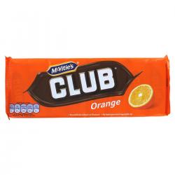 McVitie´s Μπισκότα CLUB ORANGE 8x22γρ.
