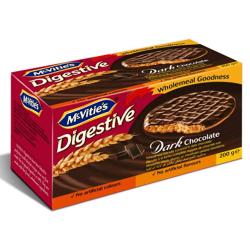 McVitie´s Μπισκότα DARK CHOC. DIGEST. 200γρ.