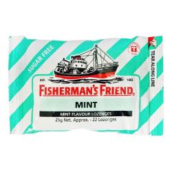 Fisherman's Friend MINT/ΜΕΝΤΑ 12Χ25γρ.