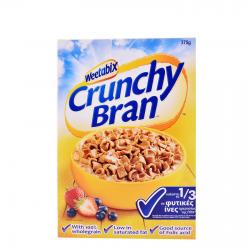 Weetabix Δημητριακά Crunchy BRAN 375γρ.