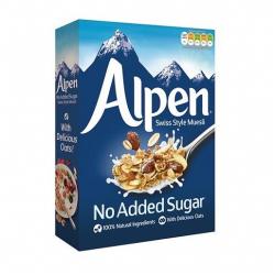 Δημητριακά Alpen MUESLI no added sugar 560γρ.