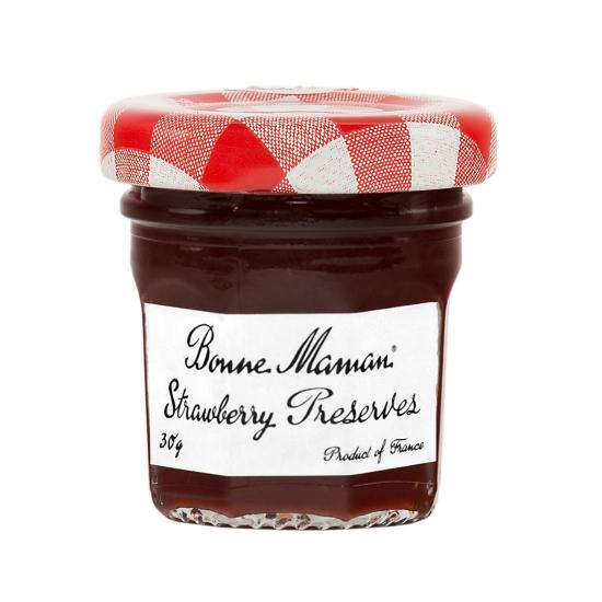 Bonne-Maman μαρμελάδα μερίδα Φράουλα 30γρ.