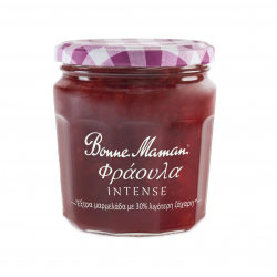 Bonne-Maman FRUIT INTENSE Φράουλα 335γρ.