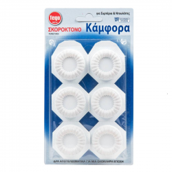 FEGO ΚΑΜΦΟΡΑ ΣΚΟΡΟΚΤΟΝΟ 48Χ4,5ΓΡ