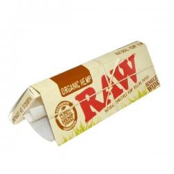 Τσιγαρόχαρτο Raw μικρό μονό αλεύκαντο