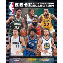 Panini NBA 2020 άλμπουμ