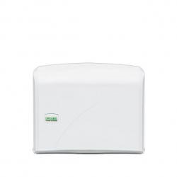 Πλαστική συσκευή ζικ-ζακ λευκή για 2 πακέτα