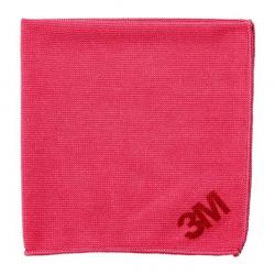 Πετσέτα μικροϊνων Scotch Brite κόκκινη 2012 10 τεμαχίων