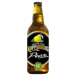 Kopparberg pear cider φιάλη ow 300ml