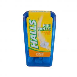 Καραμέλα Halls κουτί mini Citrus 12,5γρ.