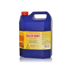 Απολυμαντικό - Καθαριστικό Dalco Quat 4κιλ.