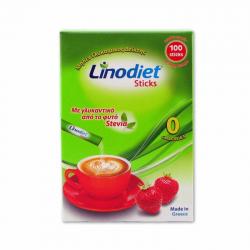 Γλυκαντικό Linodiet stevia erythr 100 φάκέλων