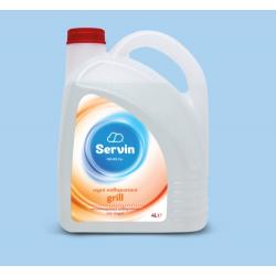 Servin ho.re.ca. υγρό καθαριστικό Grill 4lt