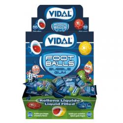 Τσίχλα Vidal Footballs 200τεμ