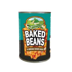 Ο ΜΠΑΞΕΣ baked beans 420γρ.