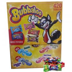 Τσίχλα Bubbaloo mini mix 360 τεμαχίων 1,8κιλ.