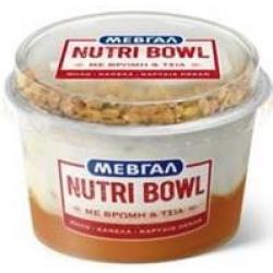Μεβγάλ Nutri Bowl μήλο κανέλα καρύδια πεκάν 158γρ.