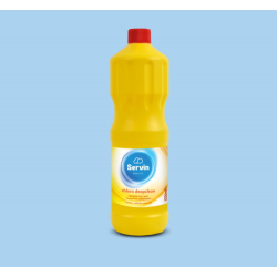 Servin quality chloro deapclean κίτρινη 750ml