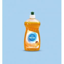 Servin quality υγρό πιάτων πορτοκάλι 500ml