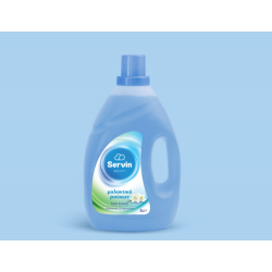 Servin quality μαλακτικό ρούχων fresh breeze (γαλάζιο) 3lt