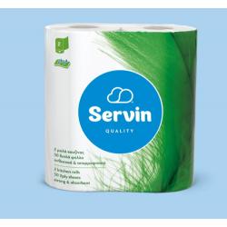 Servin quality ρολλό κουζίνας 2φυλλο 2x107γρ.