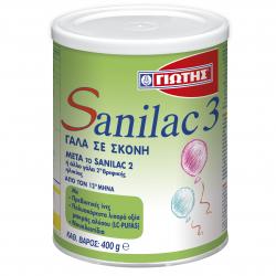 ΓΙΩΤΗΣ Βρεφικό Γάλα Sanilac 3