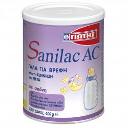 ΓΙΩΤΗΣ Βρεφικό Γάλα Sanilac AC