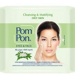 Pom Pon Oily Skin (ANTIPOLLUTION) 20τεμ
