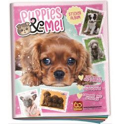 Panini Puppies & Me Starter Pack