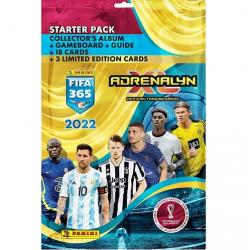 Panini Fifa 365 2022 Adrenalyn Mega Starter Pack